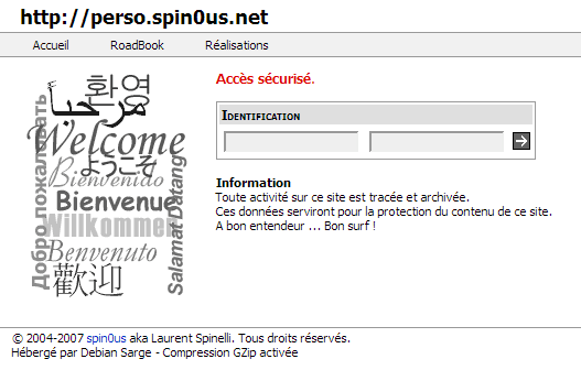 Spin0us.net